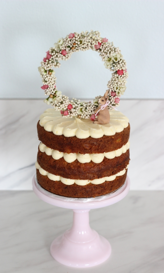 easter cake by petite homemade
