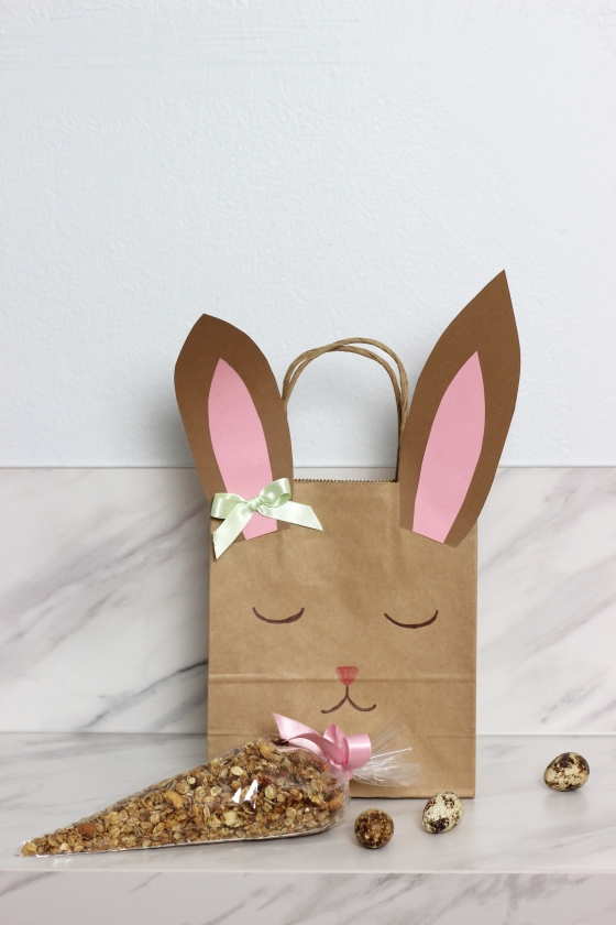 DIY Bunnybag by petite homemade